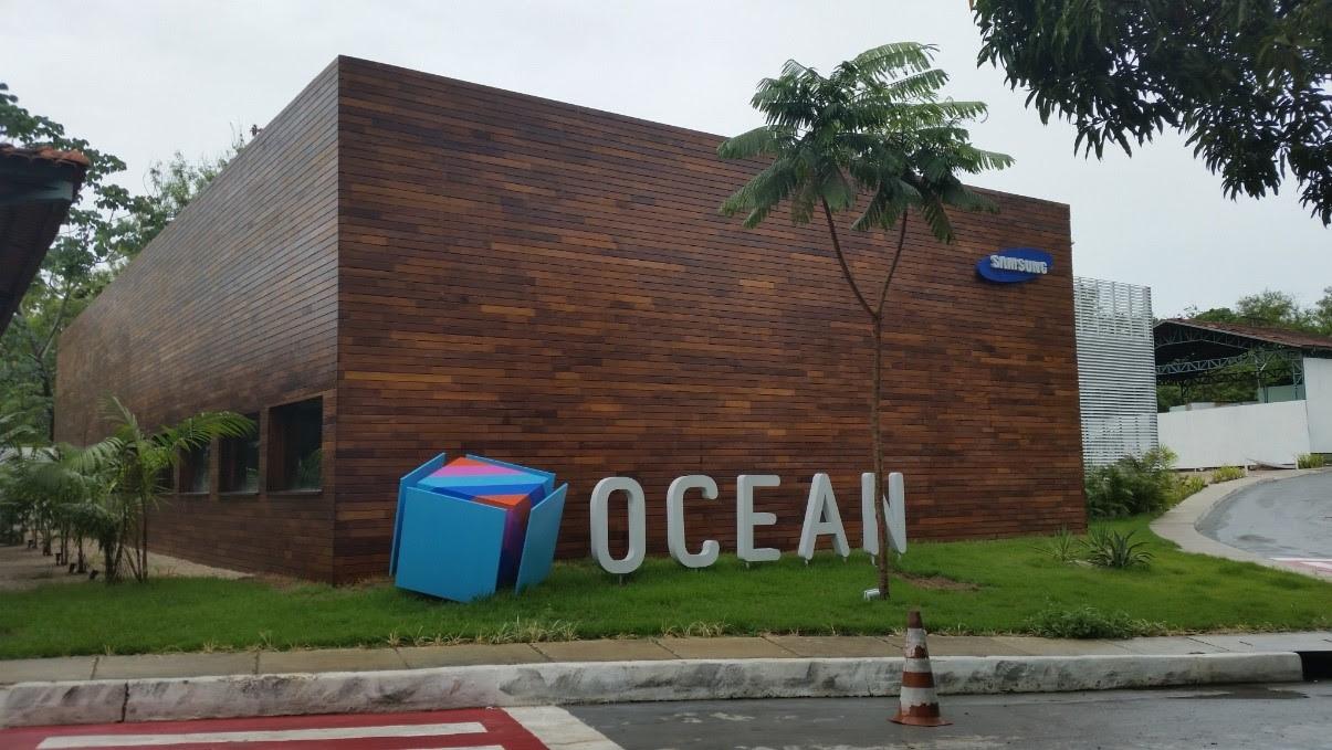 Samsung Ocean abre inscrições para sete treinamentos diferentes
