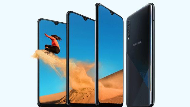 Samsung anuncia chegada do Galaxy A30s ao Brasil