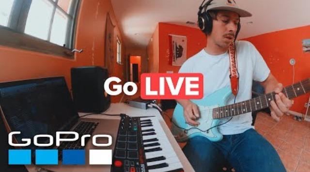 Saiba como fazer transmissões ao vivo com sua GoPro