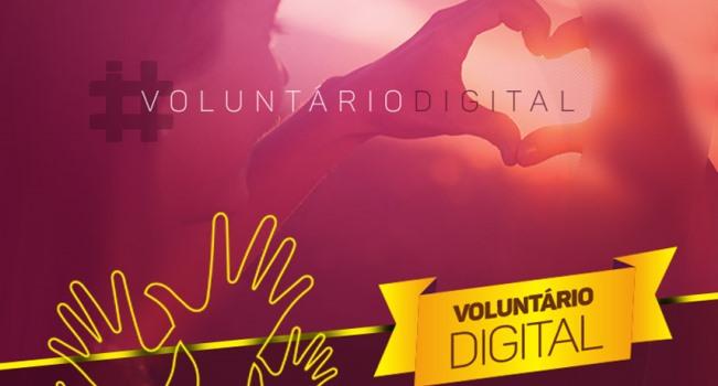 Voluntário Digital da Helpie conecta pessoas durante a pandemia