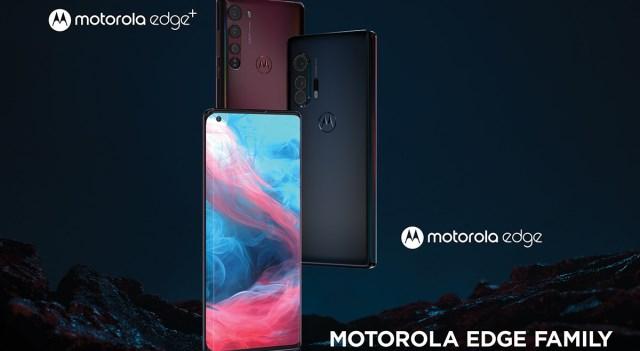 Conheça os novos aparelhos edge flasghips da Motorola