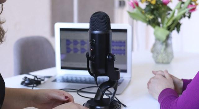 Confira dicas sobre o uso de um bom microfone no podcast