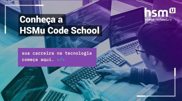 HSM University lança escola de tecnologia