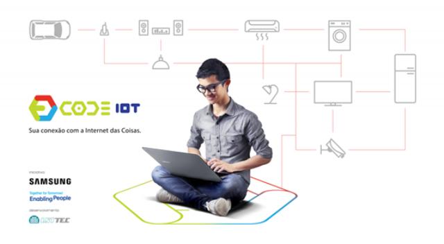 Read more about the article Confira os cursos gratuitos do Programa Code IoT da Samsung