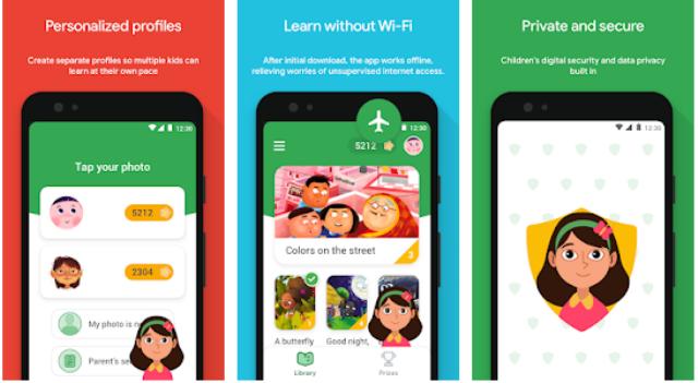 App Read Along do Google ajuda no reconhecimento de fala das crianças