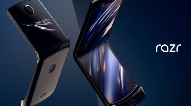 Motorola Razr recebe atualização para o Android 10