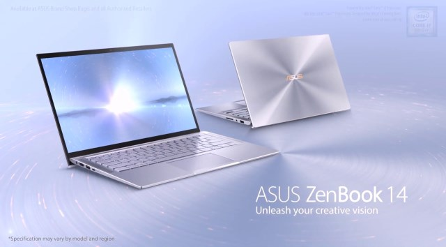 ASUS anuncia novos modelos da linha ZenBook