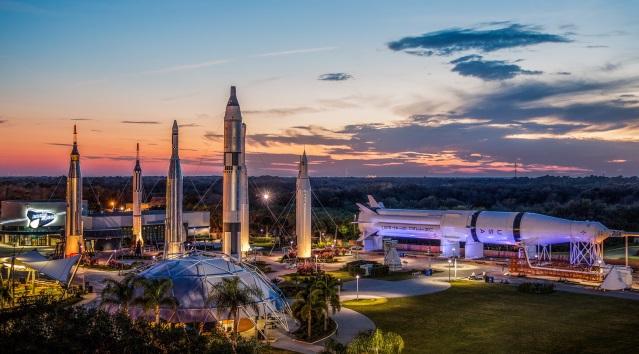 Complexo da NASA para visitação volta a funcionar após pandemia