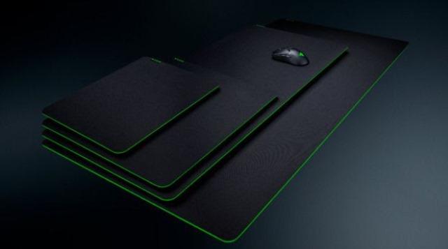 Conheça a linha de mousepads da Razer com quatro modelos do Gigantus V2