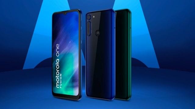 Motorola anuncia família de smartphones One Fusion no Brasil