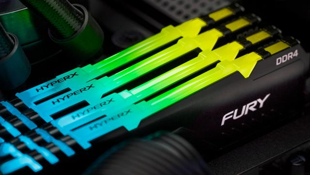 Personalize a iluminação RGB da sua memória RAM com um visual ainda mais estiloso