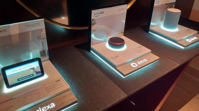 Alexa ganha atualização que permite novos comandos na tela inicial