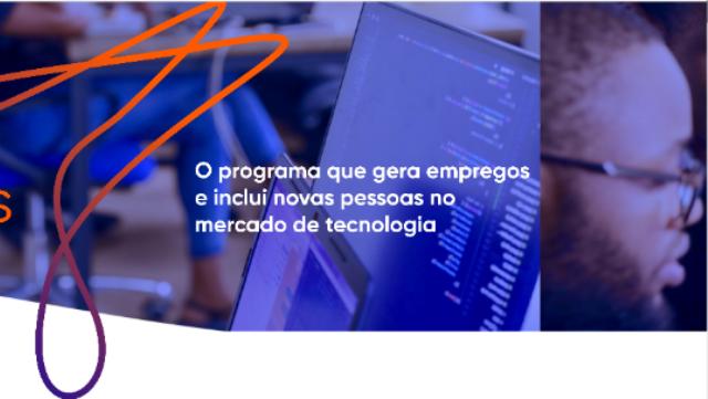 Programa da Viaflow libera curso para formação de talentos em TI