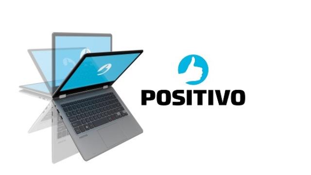 Conheça o notebook Positivo Duo com tecla Netflix