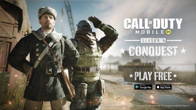 Temporada 9 de Call of Duty: Mobile chega para transformar a vida dos gamers