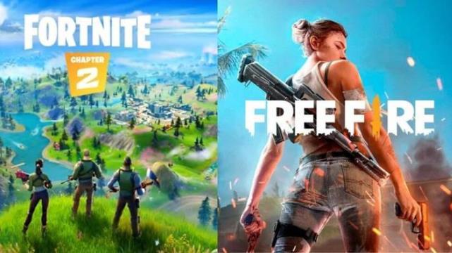 Free Fire e Fortnite ganham torneio com prêmios em dinheiro
