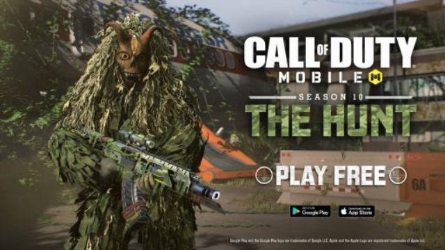 Temporada 10 de Call of Duty: Mobile já pode ser acessada