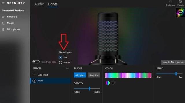 HyperX lança Microfone QuadCast S com iluminação RGB e novos recursos