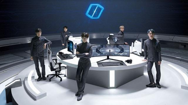 Samsung apresenta os novos monitores Odyssey G7 e G9