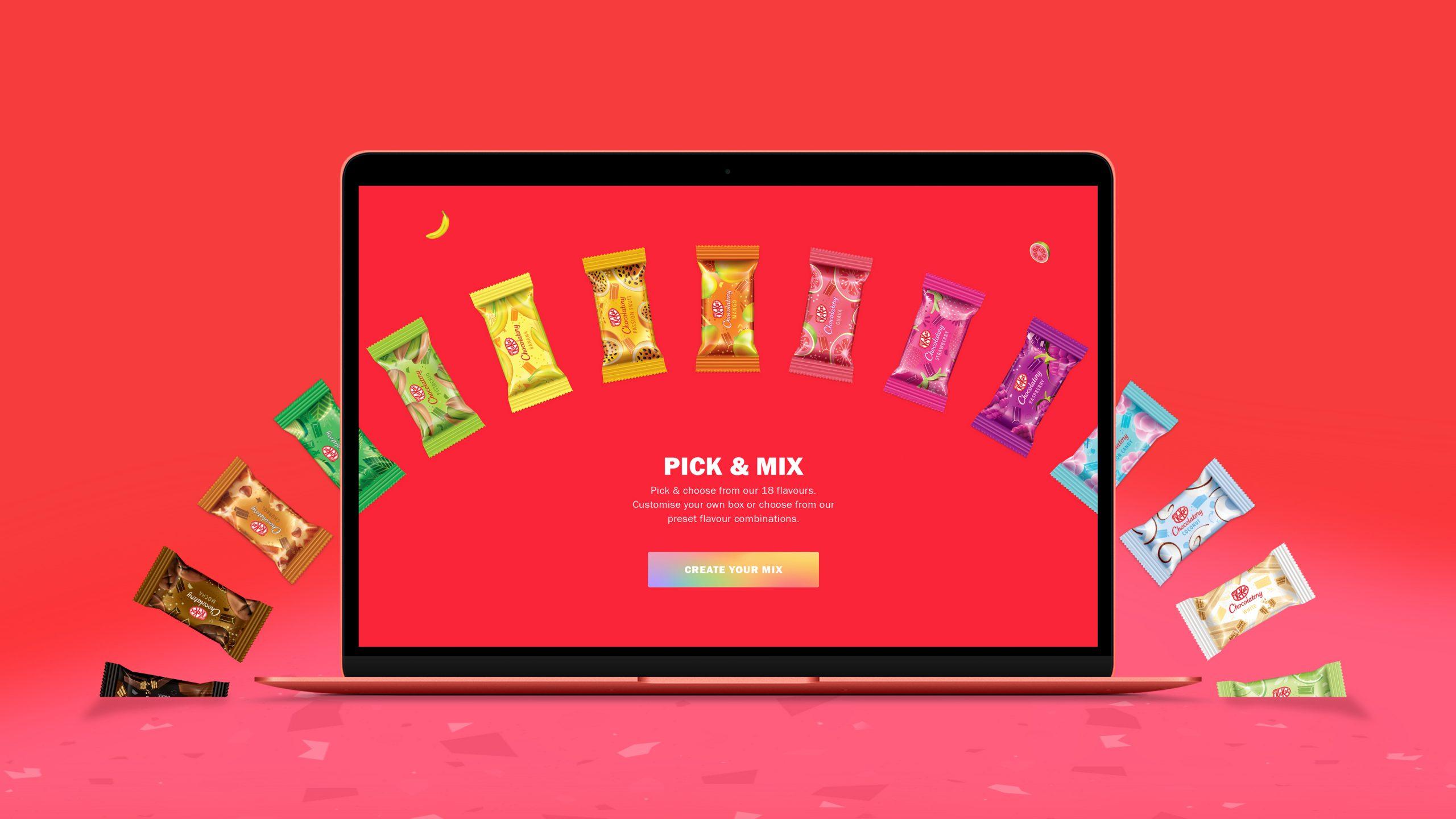 KitKat lança canal de e-commerce exclusivo junto com programa de fidelidade