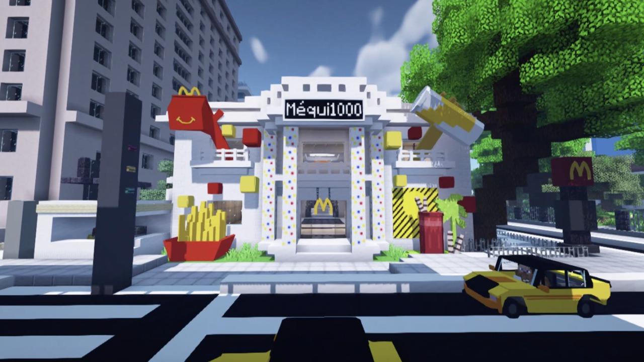 """Méqui 1000"" chega aos games"