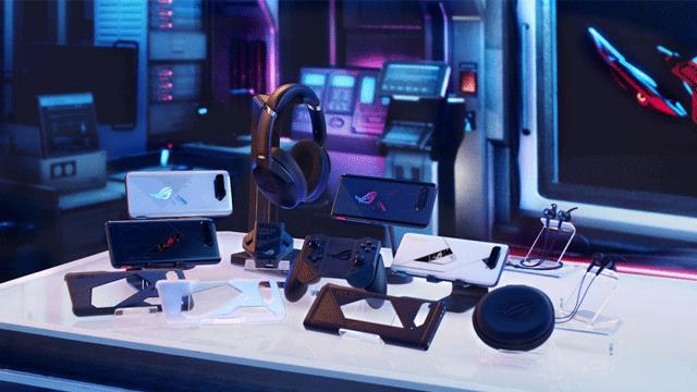 ASUSlança linha ROG Phone 5 voltada ao público gamer