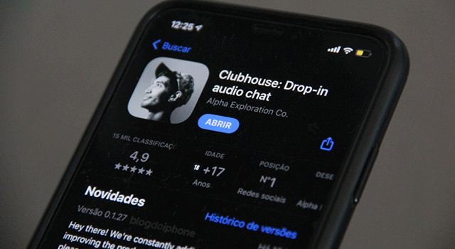 Clubhouse: aplicação falsa para Android rouba credenciais de acesso