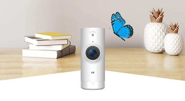 D-Link apresenta câmera inteligente para segurança residencial