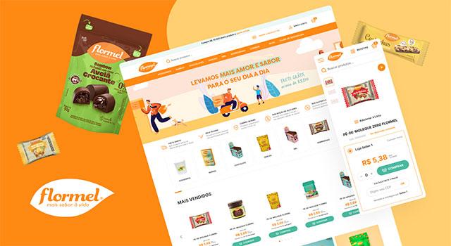 Flormel investe no e-commerce e vê vendas crescerem na pandemia