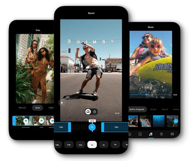 GoPro atualiza aplicativo para Quik