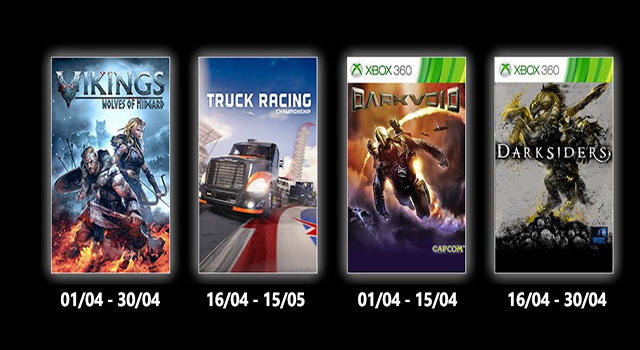 Read more about the article Xbox: novos Games with Gold para abril