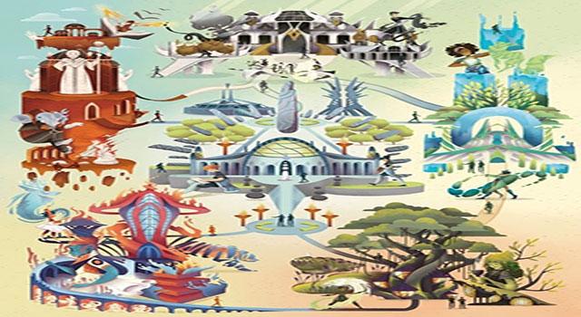 Magic: The Gathering lança coleção Strixhaven
