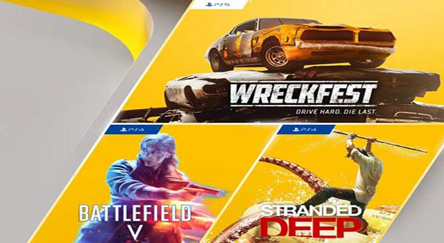 Novos títulos de maio para assinantes PlayStation Plus