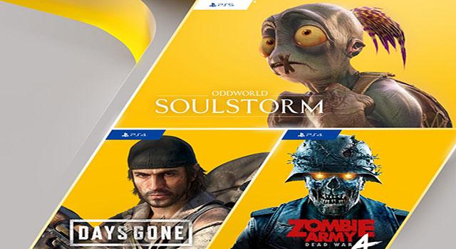 Confira os jogos da PS Plus de abril