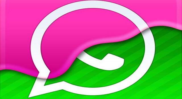ESETalerta para falso app que promete WhatsApp pink