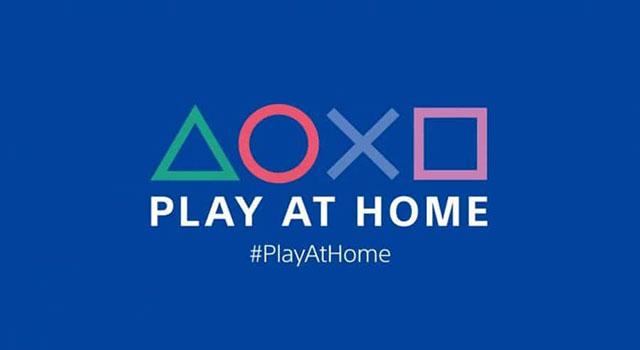 Novidades do Play at Home de maio