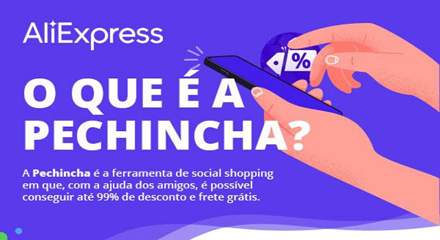 Read more about the article AliExpressestreiasocial commerceno Brasil
