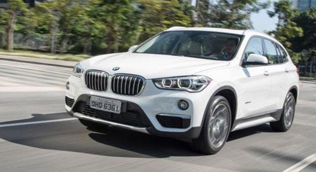 BMWX1 ganha conexão com Alexa para modelos a partir de 2019