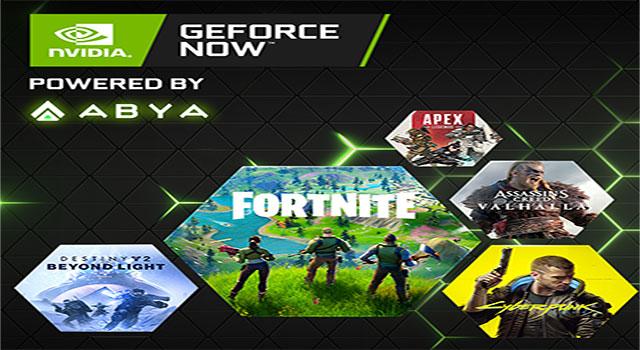 Read more about the article Jogos na nuvem chegam à América Latina com o GeForce NOW