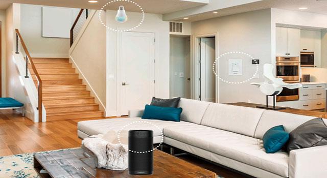 Nova linha de dispositivos transforma residências em casas inteligentes