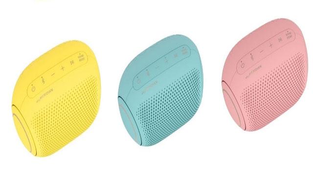 LG anuncia a XBOOM Go Jellybean em cores exclusivas