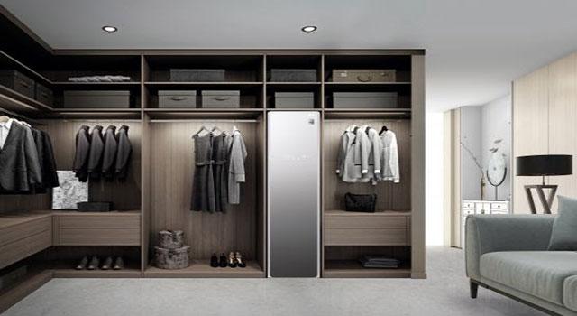 Read more about the article Closet inteligente da LG trata roupas com vapor