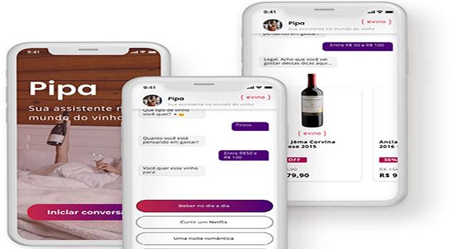 Read more about the article Wine Locals lança assistente digital Pipa, em parceria com Evino