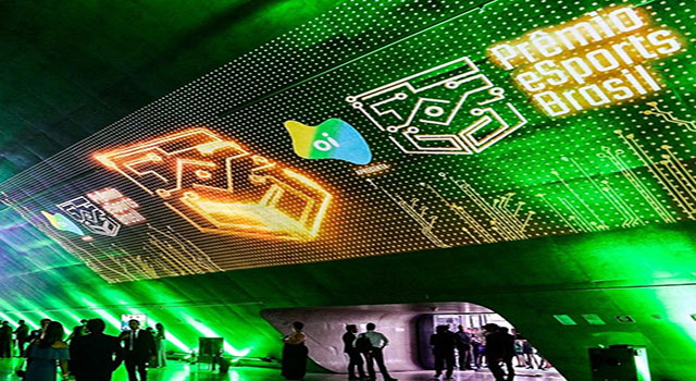 V3Aadquire participação do Prêmio eSports Brasil