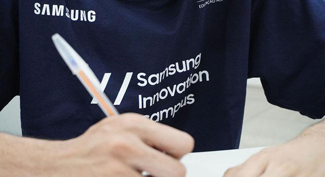 Samsunge SENAI-SPabrem inscrições para curso gratuito