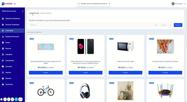 Read more about the article App de troca de produtos e serviços entre vizinhos