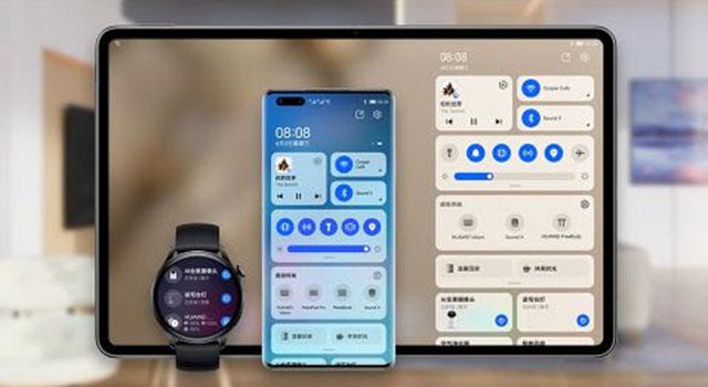 Read more about the article Huawei apresenta novos produtos baseados no HarmonyOS 2