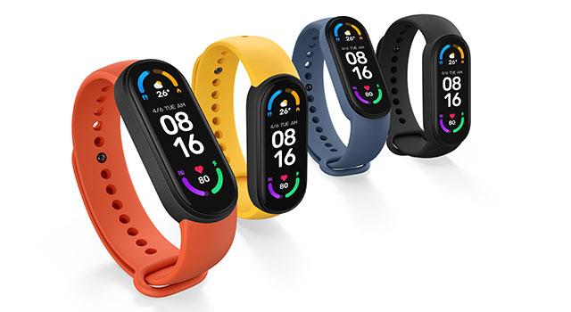 Read more about the article Mi Smart Band 6 da Xiaomi chega ao Brasil