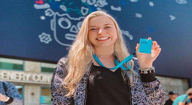 Read more about the article Estudante brasileira ganha prêmio da Apple pela 5ª vez
