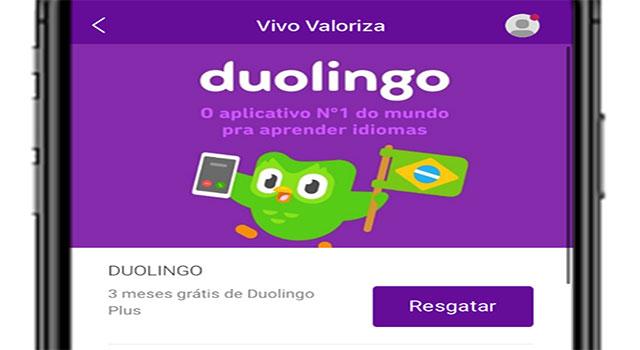 Read more about the article Vivo Valoriza e Duolingo fecham parceria